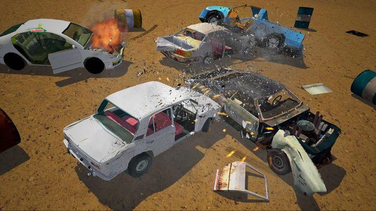 Derby Destruction Simulator Hack