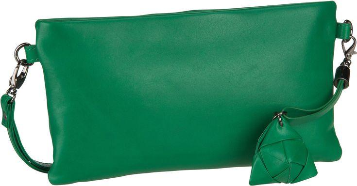 Taschenkaufhaus Jost Alice Sara Ott 6006 Clutch Grün - Handtasche: Category: Taschen & Koffer > Handtaschen > Jost Item number:…%#Taschen%