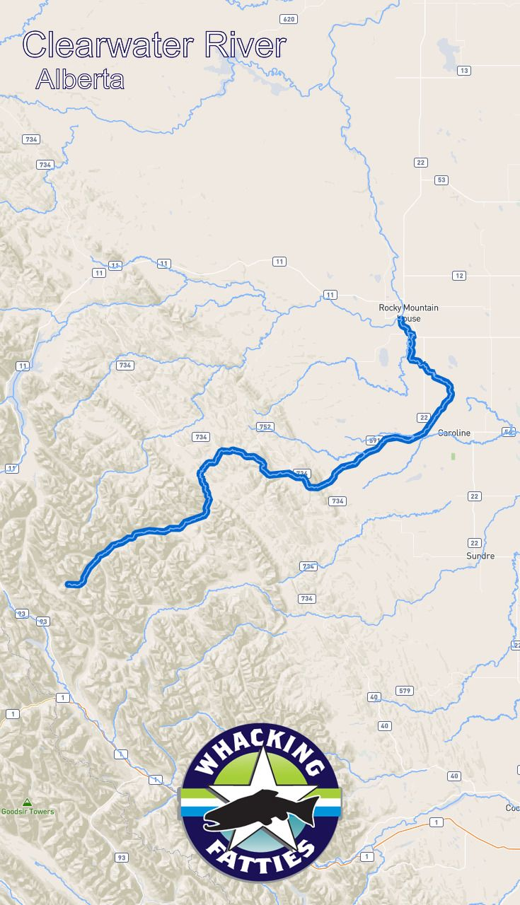 Clearwater River Report | Alberta Reports | ... on