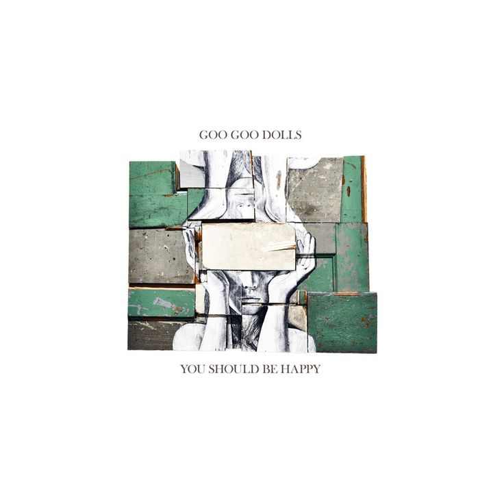 Goo Goo Dolls - You Should Be Happy (CD)
