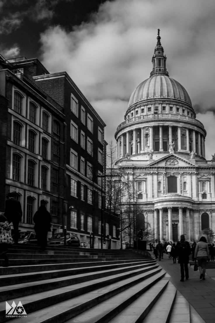 St Paul's Cathedral by Dipesh Mehrotra on 500px