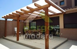 Image result for pergolas en madera