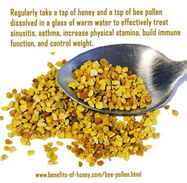 Fascinating Bee Pollen Health BenefitsKathy Peters