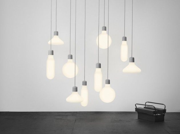 Form Pendants by Form Us With Love #luminaire #light