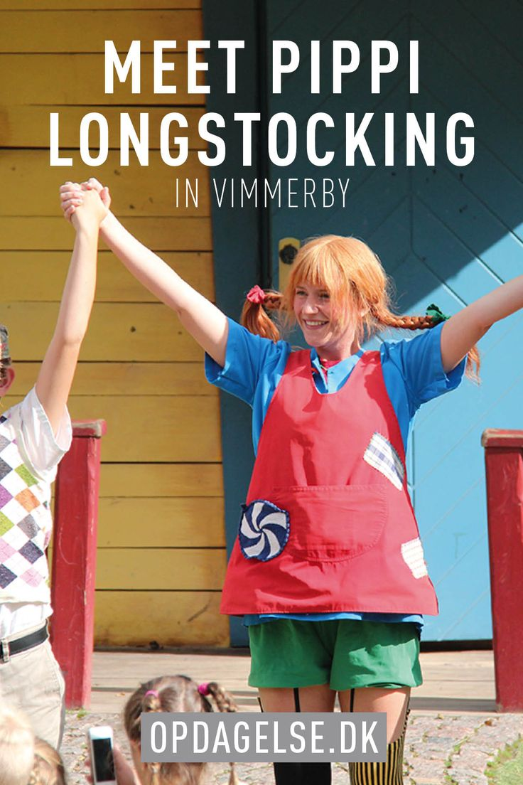 Where to meet Pippi Longstocking
