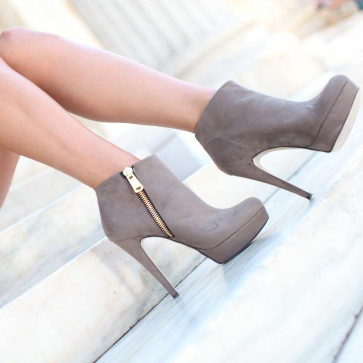 Sante Booties Heel Winter 2014 Collection
