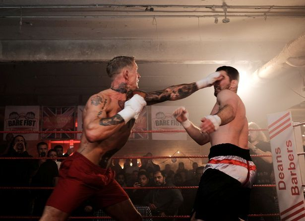 No gloves, no licence, but plenty of blood: Inside bare-knuckle boxing where fighters can earn £50,000 per bout