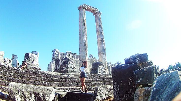 Temple Of Apollon
