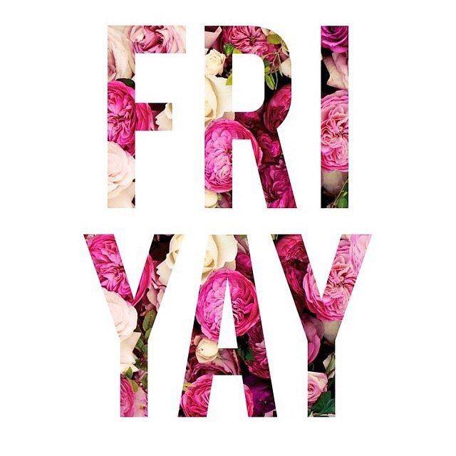 Que bien abrir los ojos y que el calendario diga: viernes!! Vamos a trabajar duro que es el último día ( @thecarlivh ) . . . #saldelacama #viernes#friday#friyay #weekend #weekendvibes #happy#pink#flowers #ihavethisthingwithpink #letter#quotes #murcia#igers#blog#blogger#amerindia#金曜日#ピンク色の