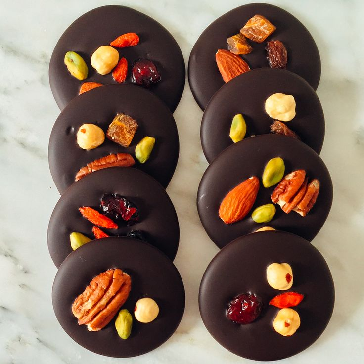 Make this chic & easy gift any time of year because who doesn't love handmade chocolates!