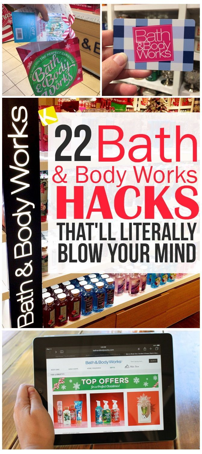 22 Bath & Body Works Hacks That'll Blow Your Mind