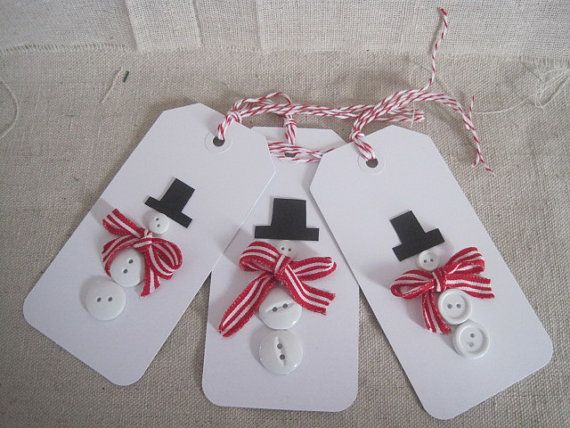 So very cute. Could easily make these. Maybe do a Santa one?