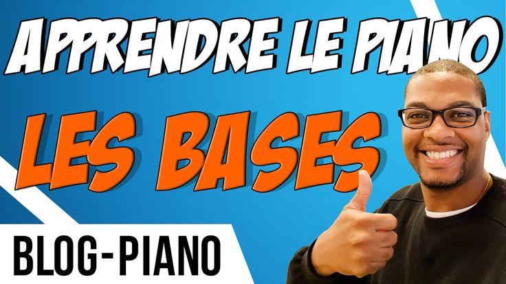 Apprendre le piano : Les bases