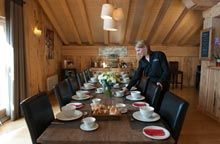 Attentive chalet service at The Peak in Sainte Foy