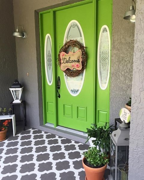 15 Fabulous Designs For Your Front Entry: 115 Best Images About Fabulous Paint Colors For Front