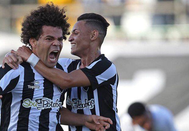 Camilo e Neilton - Botafogo 2 x 1 Grêmio (04/09/16)