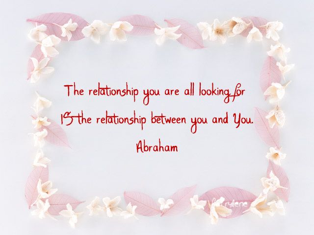ABRAHAM-HICKS http://www.lawofatractions.com/positive-energy/