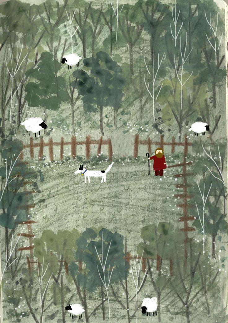 illustration by zafouko yamamoto