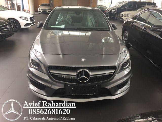 Dealer Mercedes Benz Jakarta | Authorized Mercedes-Benz Dealer: Jual Mercedes Benz CLA 45 AMG tahun 2017