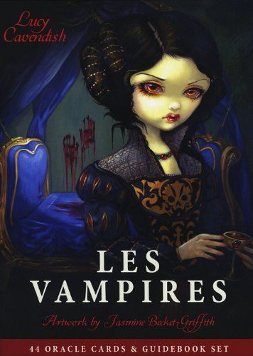 Les Vampires: Ancient Wisdom & Healing Messages from the Children of the Night by Lucy Cavendish http://www.amazon.com/dp/1572817860/ref=cm_sw_r_pi_dp_iFlWub1X8ZVY4