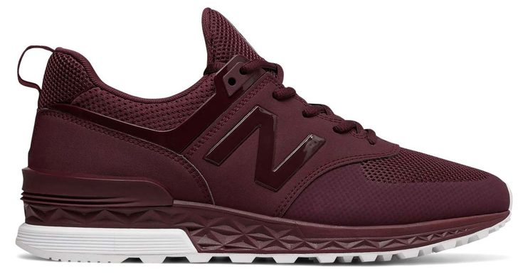 Get These Burgundy New Balance 574 Sport For Just $60 shipped While Supplies Last!