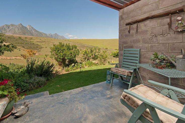 Room 3 At Vreda Vallei Self Catering  Eco Green Farm Swellendam Cape Town