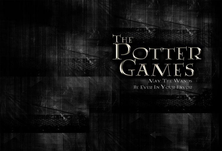 Choose Your Tribute | The Potter Games - A Hunger Games/Harry Potter choose your own adventure.  (pinned before exploring, FYI)