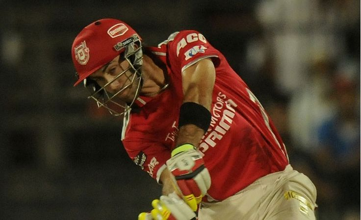 There is no stopping for Glenn Maxwell