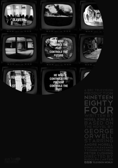 dystopian futures in brave new world by aldous huxley and nineteen eighty four by george orwell In the dystopian novels brave new world and nineteen eighty-four brave new world by aldous huxley is a world in nineteen eighty-four by george orwell.