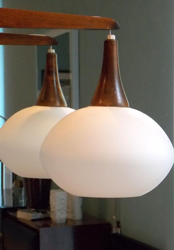 Vintage Danish Modern Wall lamp lighting #MidCenturyFLA
