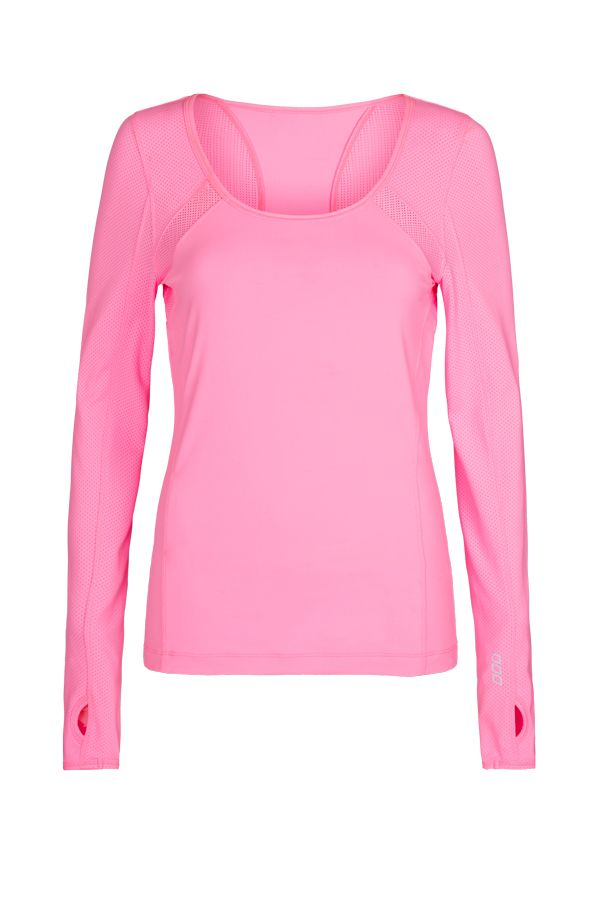 Maggie L/Slv Excel Top | Leisure & Travel | Activities | Styles | Shop | Categories | Lorna Jane Site
