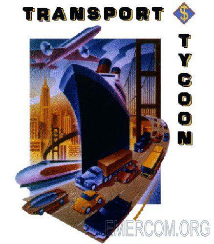 Open Transport Tycoon Deluxe (1995) PC