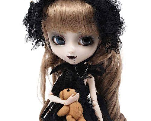 Коллекционная кукла Pullip Нуар (2012)
