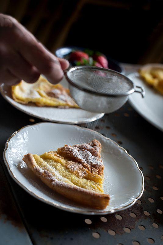 dutch baby pancake pannekake 05 hollandsk fluffy pannekake oppskrift i bloggen