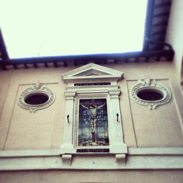 Oratorio del crocifisso #Italy #foligno