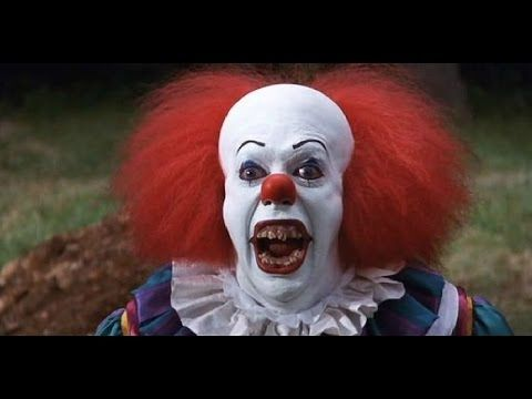 Killer Clowns awaits for children to lure them into the woods in S. Caro...