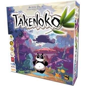 Jeu de cartes Takenoko Asmodée