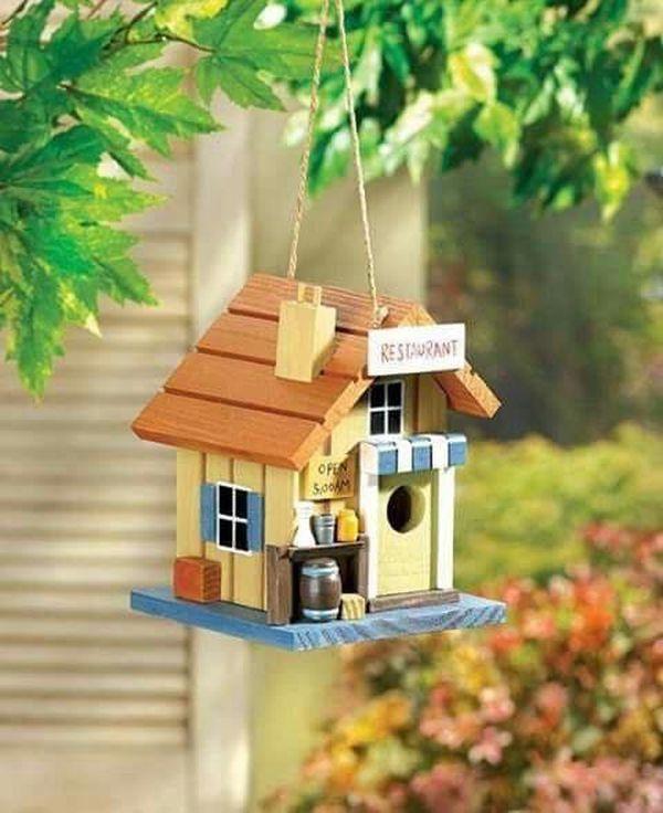 Cele mai frumoase 27 casute in miniatura realizate din lemn