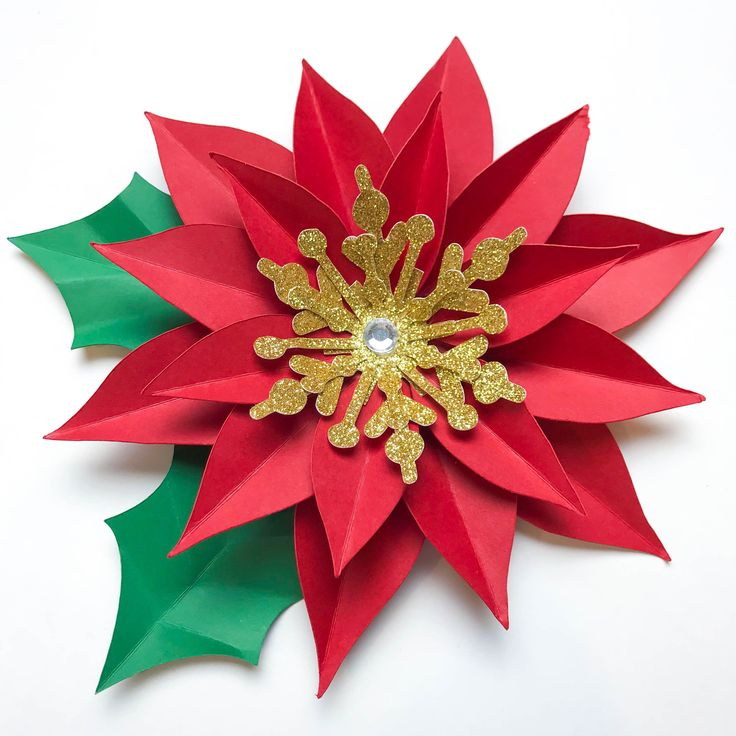 A personal favorite from my Etsy shop https://www.etsy.com/listing/562199904/svgpng-christmas-poinsettia-paper-flower