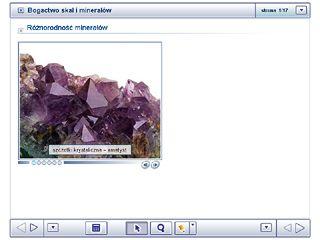 Bogactwo skał i minerałów