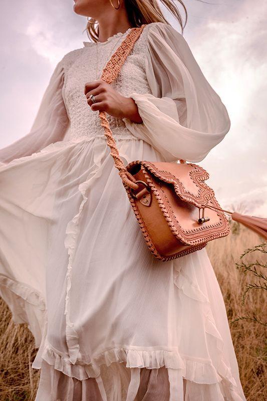 cec36be60 Hot bag alert: Ulla Johnson esti shoulder bag review   ulla johnson street  style