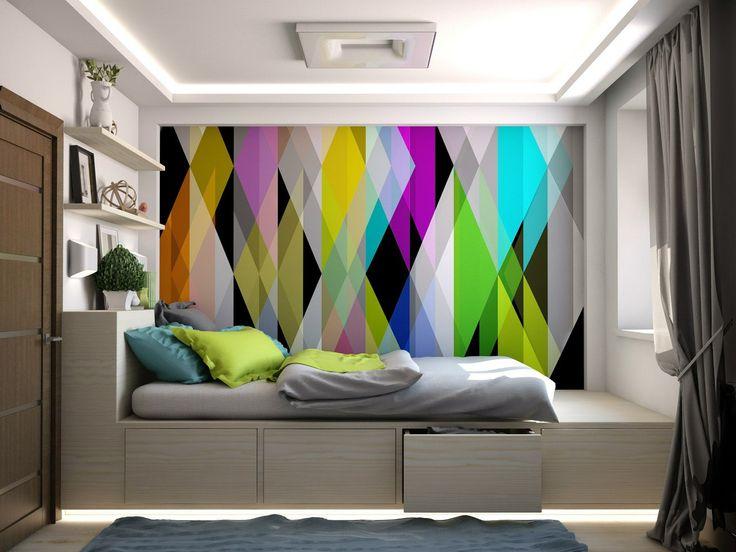 Кровать-подиум 057 - site