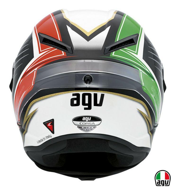 AGV Corsa - Racetrack