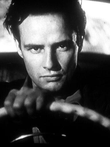 """Marlon Brando in """"The Men"""" More"""