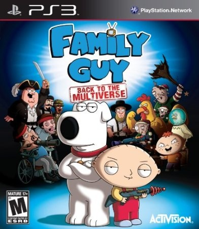 Family Guy: Back to the Multiverse  PlayStation 3 by Activision $59.96  Your #1 Source for Video Games Consoles Accessories! For Full Info Click On PIN  Multicitygames.com