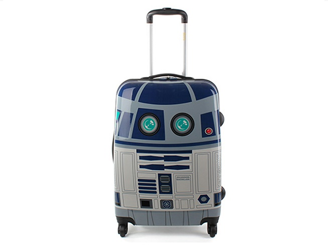 Cool Stuff We Like Here @ CoolPile.com ------- << Original Comment >> ------- R2-D2 Suitcase of Greatness - News - GeekTyrant