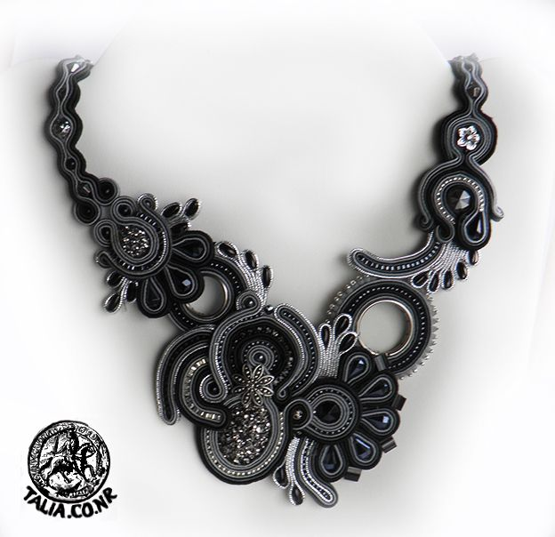 Soutache necklace                                                       …