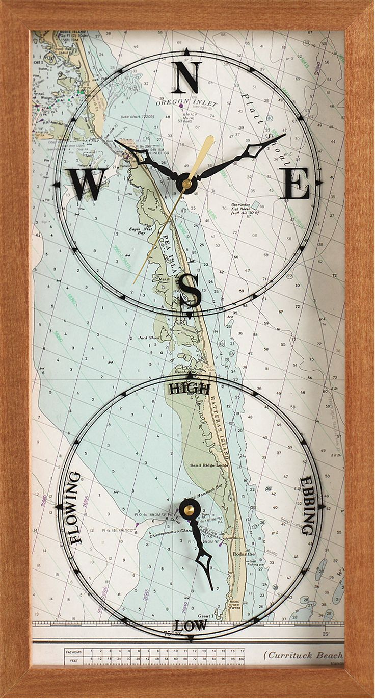 Give us your favorite U.S. town on the coastline  and we'll find a nautical chart of the area to frame as the background. #MapsDecor