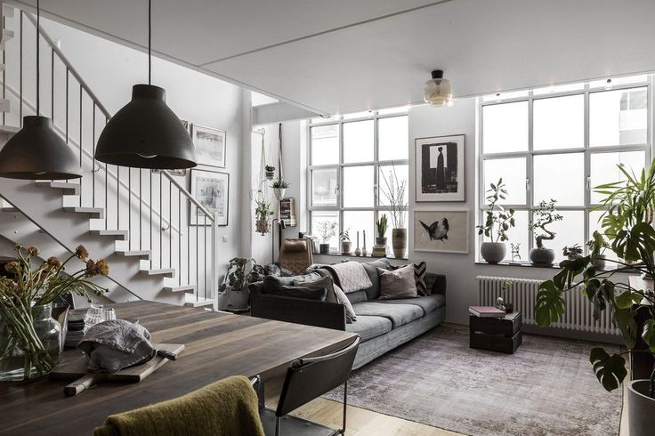 1000 Ideas About Loft Apartments On Pinterest