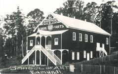 School of Arts Hall - Website of eumundihistoricalfoundation! 1914